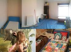 Soba njene 2-letne hčerke je bila odvratna. Potem je mama zavihala rokave in pokazala, kaj zmore ...