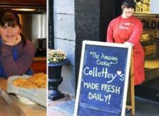 Žensko z Downovim sindromom so zavračali v vsaki pekarni, zato je odprla svojo