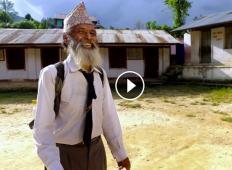 Zaradi revščine kot otrok ni mogel končati šole. Sedaj je star 69 let in poglejte, kaj je storil ...