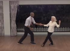Praznovala je 90. rojstni dan. Ko je stopila na plesišče in začela plesati ...