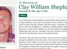 Veliko prezgodaj se je poslovil od življenja zaradi drog. To sporočilo njegove mame bi si morali prebrati vsi starši ...