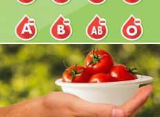 Kaj jesti glede na tip vaše krvne skupine? Zdaj boste vedeli ...