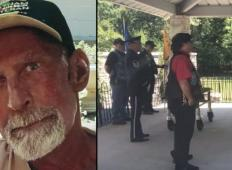 Vojni veteran umrl kot brezdomec - brez družine in prijateljev. Toda njegova zadnja pot je bila nekaj posebnega ...