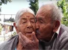 81 let poroke, 110 pravnukov, a ljubita se še vedno kot sta se v najstniških letih