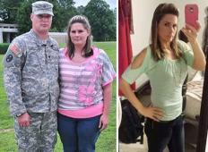 Odšel je na vojaško misijo v Afganistan. Žena je v tem času shujšala in ko se je vrnil po treh letih, ni mogel verjeti svojim očem ...