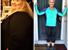 Shujšala je za 160 kilogramov in končno oblekla kopalke. Toda nek par se je še naprej norčeval iz nje, takrat pa je naredila tole ...
