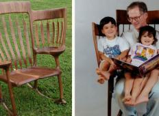 To je stol, ki bi si ga želel imeti vsak starš ...