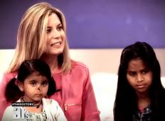Posvojila sestrici, ki sta živeli v veliki revščini. Njuni obrazi so dobesedno propadali, toda potem ...