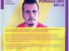 Mitja iz Maribora je v delovni nesreči izgubil nogo. Pomagajmo mu do lažjega življenja ...