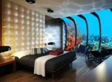Ta hotel v Dubaju se nahaja pod vodo. Poglejte ta luksuz!