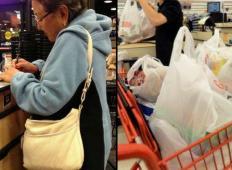 Mlada blagajničarka je v trgovini osramotila starejšo gospo. Ta ji je vrnila z besedami, ki bi jih mogel prebrati vsak!