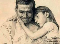 Dedki nikoli ne umrejo. Postanejo le nevidni...vsakdo bi moral prebrati tole, ogrelo vam bo srce!