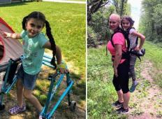 Učiteljica se ni strinjala, da paralizirana deklica ostane doma, njeni sošolci pa bi šli na tabor. Potem je storila tole ...