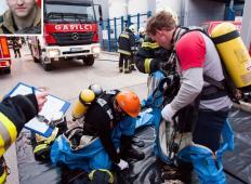 Iskrena izpoved slovenskega gasilca: Tudi jaz sem oče, mož, sin in brat