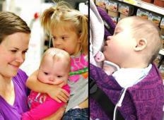Neznanka je njeni hčerki z Downovim sindromom dejala, da nikoli ne bo samostojna. Mama ji je vrnila s temi besedami ...