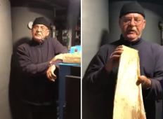 Kurite na drva? Ta dedek je Slovencem razkril recept, kako se lahko izognete kazni ...
