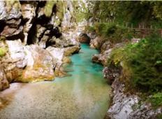 Hrvat obiskal Bohinj, Bled in Sočo. Naredil je te posnetke in zdaj pravi, da je Slovenija ena najlepših držav na svetu!