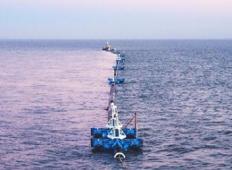 Najbolj obetaven projekt za očiščenje plastičnega kontinenta se je začel