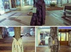 Je to nov genialen način, kako bi lahko tudi Slovenci pomagali brezdomcem?