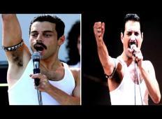 Ta video vam bo dokazal, kako je igralec v filmu do potankosti kopiral gibe Freddieja Mercuryja!