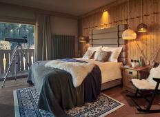 To je nov luksuzni hotel v Sloveniji. V sobah ni elektronskih naprav, glaven bo stik z naravo!