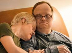 Par, ki se bori z Downovim sindromom, je bil prvič po 25. letih narazen za valentinovo. Toda njuna ljubezen je močna bolj kot katerakoli!