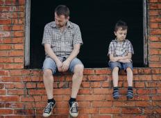Želel razvezo, ker je mislil, da ne ljubi več svoje žene! Na koncu je ostal sam s svojim sinom ...