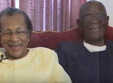 On je star 103 leta, ona pa 100 let. Njuna ljubezen traja že neverjetnih 82 let!