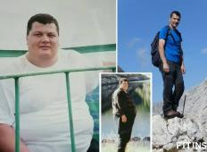 Leta 2002 je tale Prekmurec tehtal 190 kilogramov. Do danes je shujšal za 100 kilogramov!