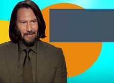 Keanu Reeves: Ko enkrat začneš skrbeti zase, partner postane opcija, ne pa potreba