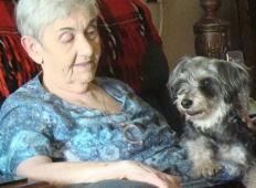 Ti starejši ljudje bi bili zelo osamljeni. Toda poglejte, kako živali in dobri ljudje poskrbijo, da so bolj srečni!