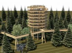Prihaja velika atrakcija na Rogli: kmalu bodo odprli čudovito pot s 35-metrskim razglednim stolpom!