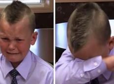 Pogumen 5-letnik je rešil življenje svojemu očetu!