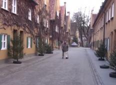 V tem nemškem mestu letna najemnina za stanovanje znaša samo 0,80 evra! Prebivalci morajo izpolnjevati te tri pogoje.