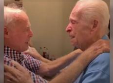 Bratranca, ločena v holokavstu, se po 75 letih ponovno srečata!